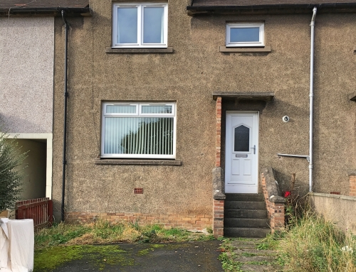 Case  Study – 5 Hillfield Road, Inverkeithing, KY11 1BP